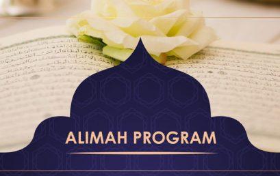 Alimah Program